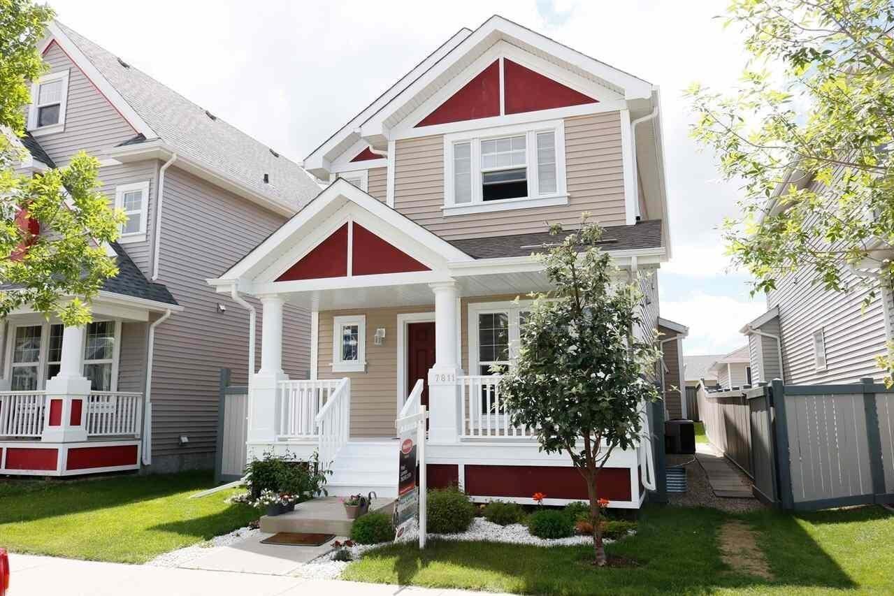 House for sale at 7811 22 Av SW Edmonton Alberta - MLS: E4204671