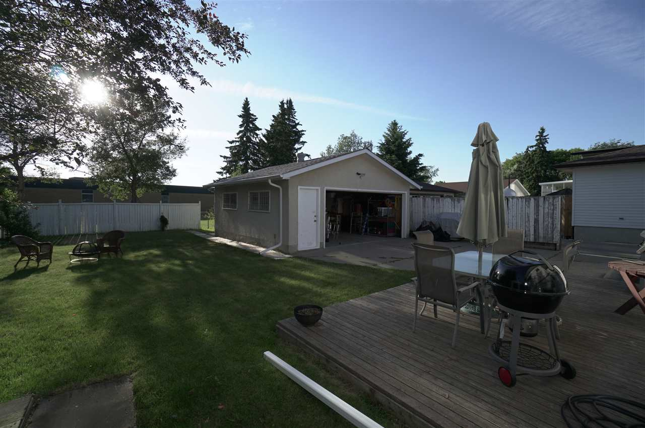 For Sale: 7812 162 Street, Edmonton, AB | 3 Bed, 1 Bath House for $419,000. See 27 photos!