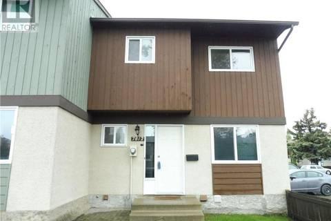 Townhouse for sale at 7812 Cedarwood Park  Grande Prairie Alberta - MLS: GP205956