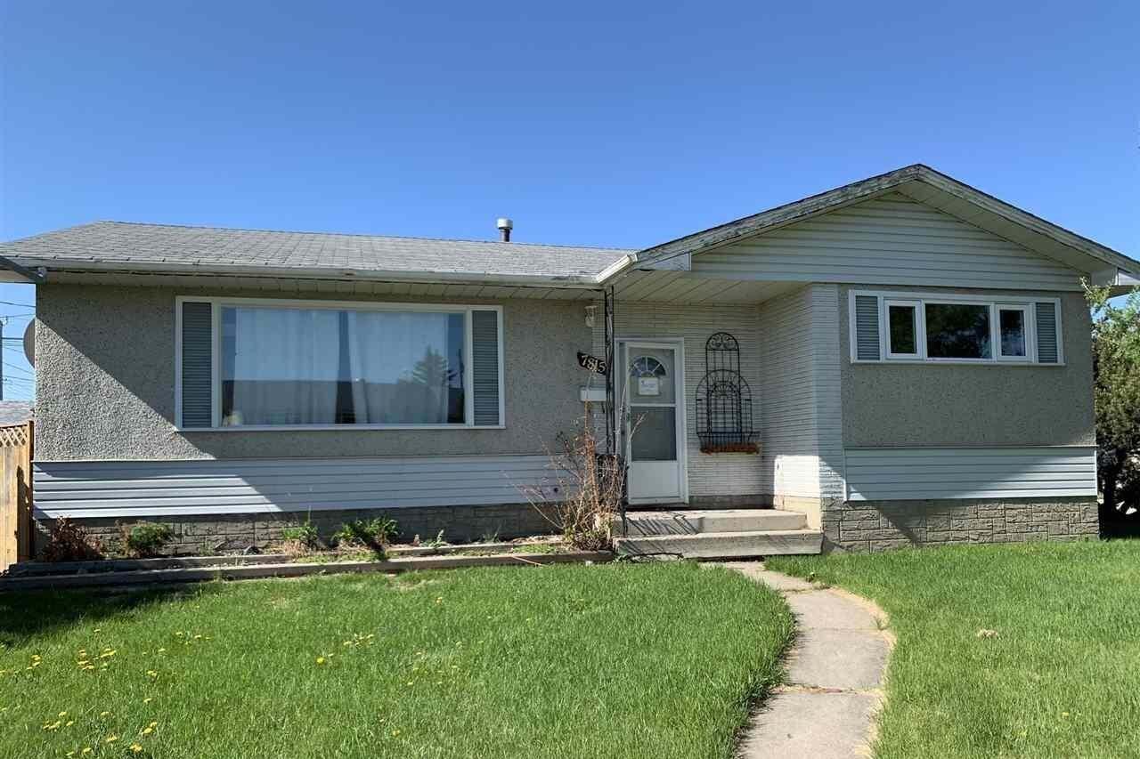 House for sale at 7815 134 Av NW Edmonton Alberta - MLS: E4191544