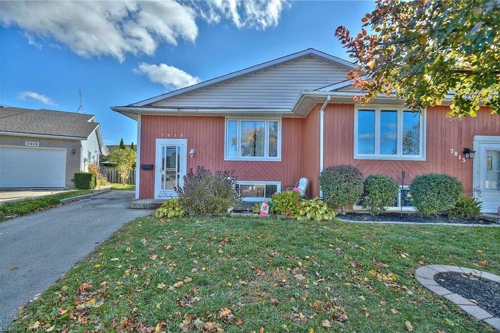 House for sale at 7815 Pamela Dr Niagara Falls Ontario - MLS: 40032735