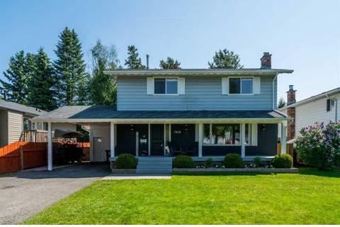 House for sale at 7818 Regis Pl Prince George British Columbia - MLS: R2375010
