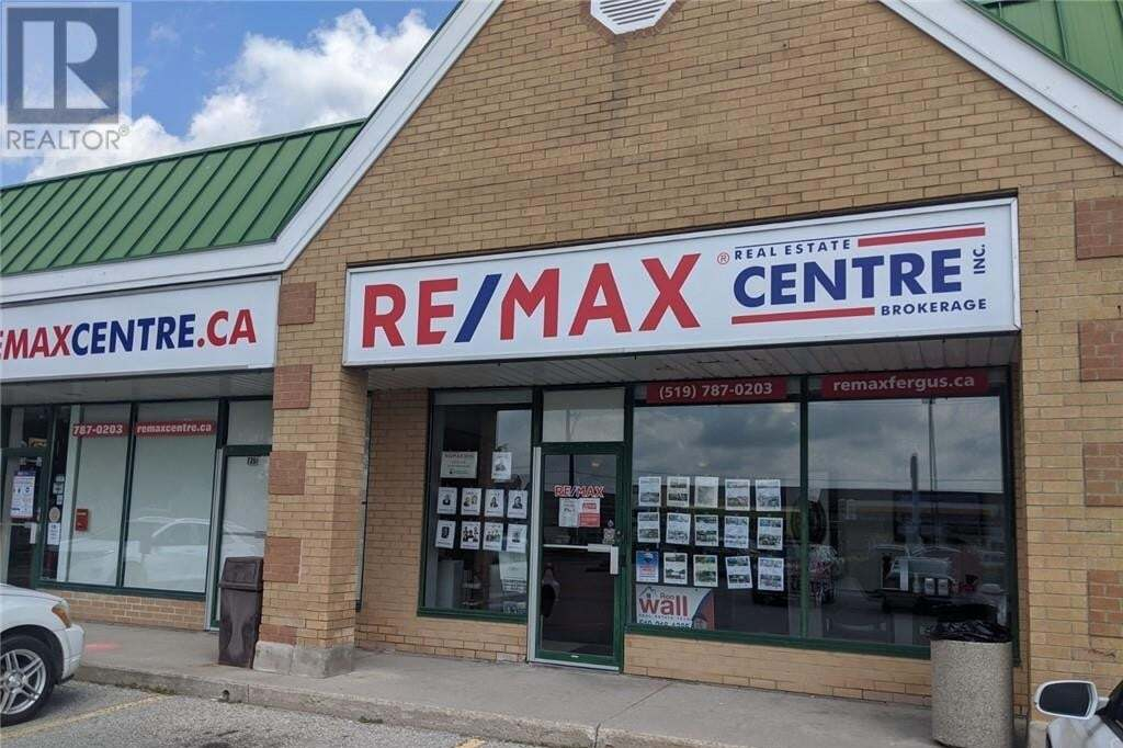 Commercial property for lease at 782 Tower St South Fergus Ontario - MLS: 40010139
