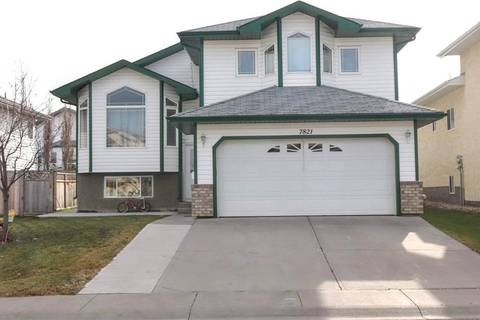 House for sale at 7821 163 Ave Nw Edmonton Alberta - MLS: E4145482