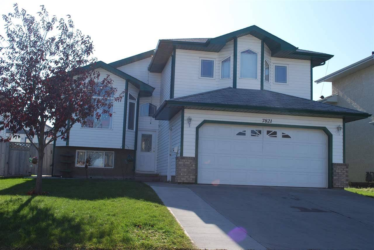 House for sale at 7821 163 Ave Nw Edmonton Alberta - MLS: E4176862