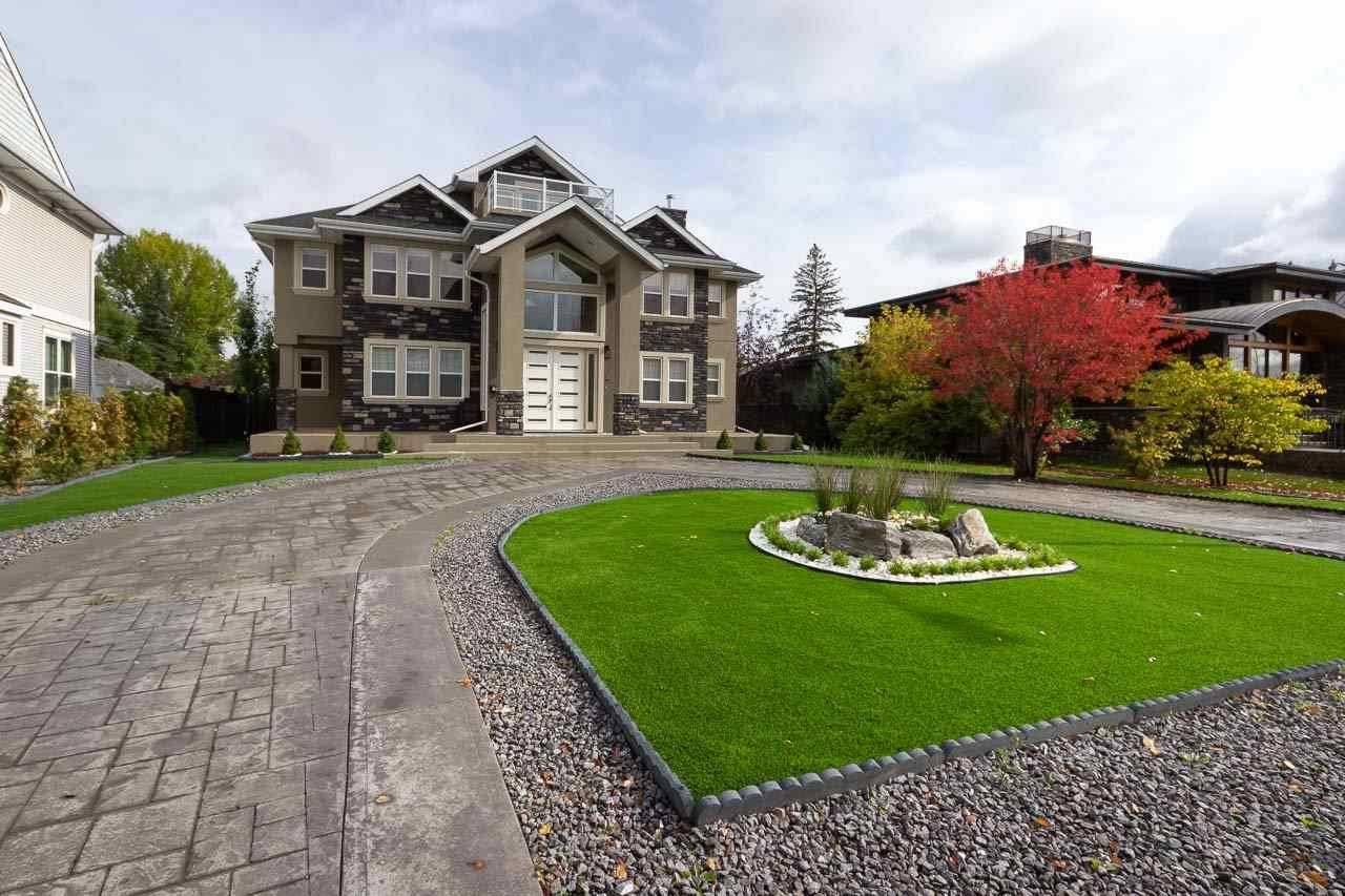 House for sale at 7821 Saskatchewan Dr Nw Edmonton Alberta - MLS: E4175439