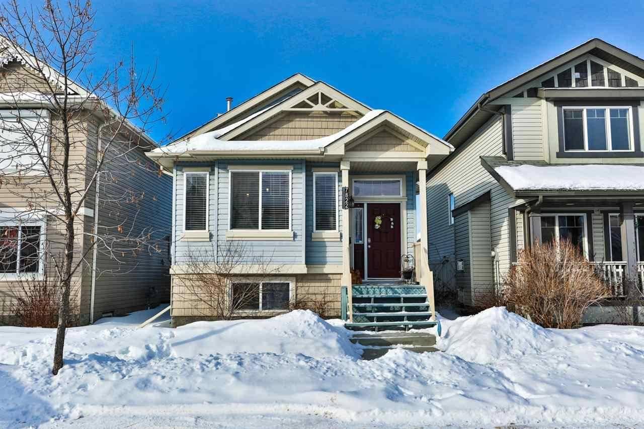 House for sale at 7822 Schmid Pl Nw Edmonton Alberta - MLS: E4187807