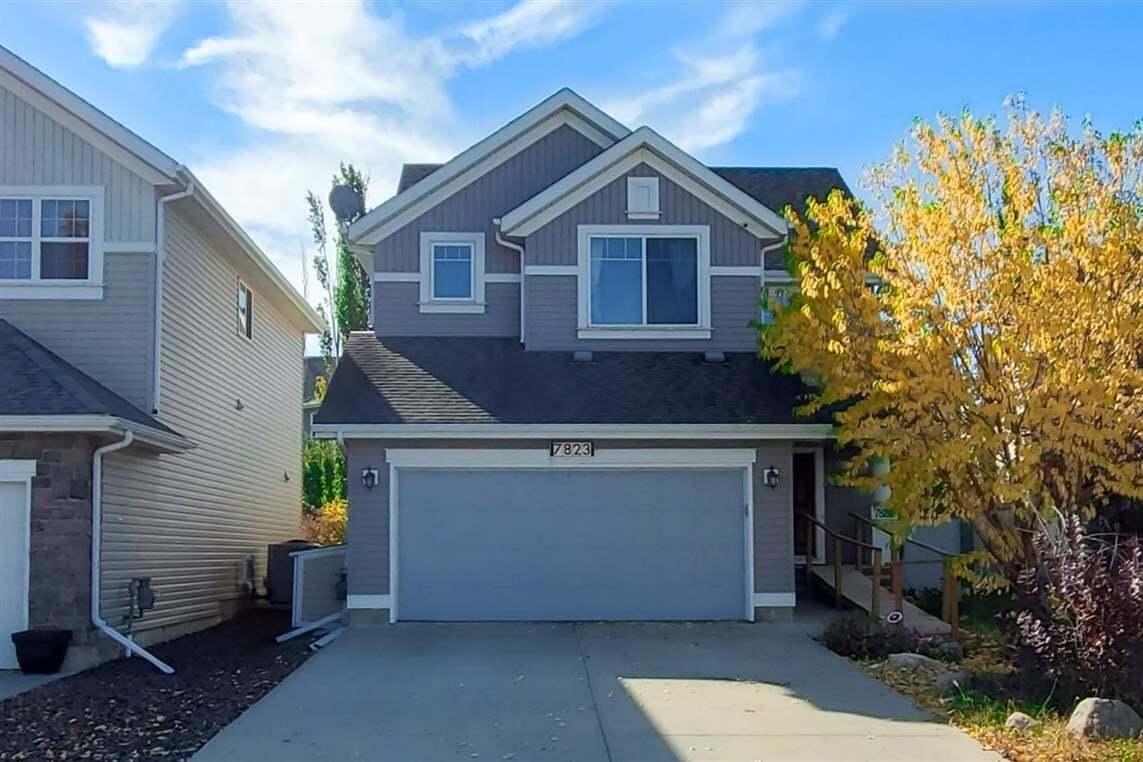 House for sale at 7823 16 Av SW Edmonton Alberta - MLS: E4215889