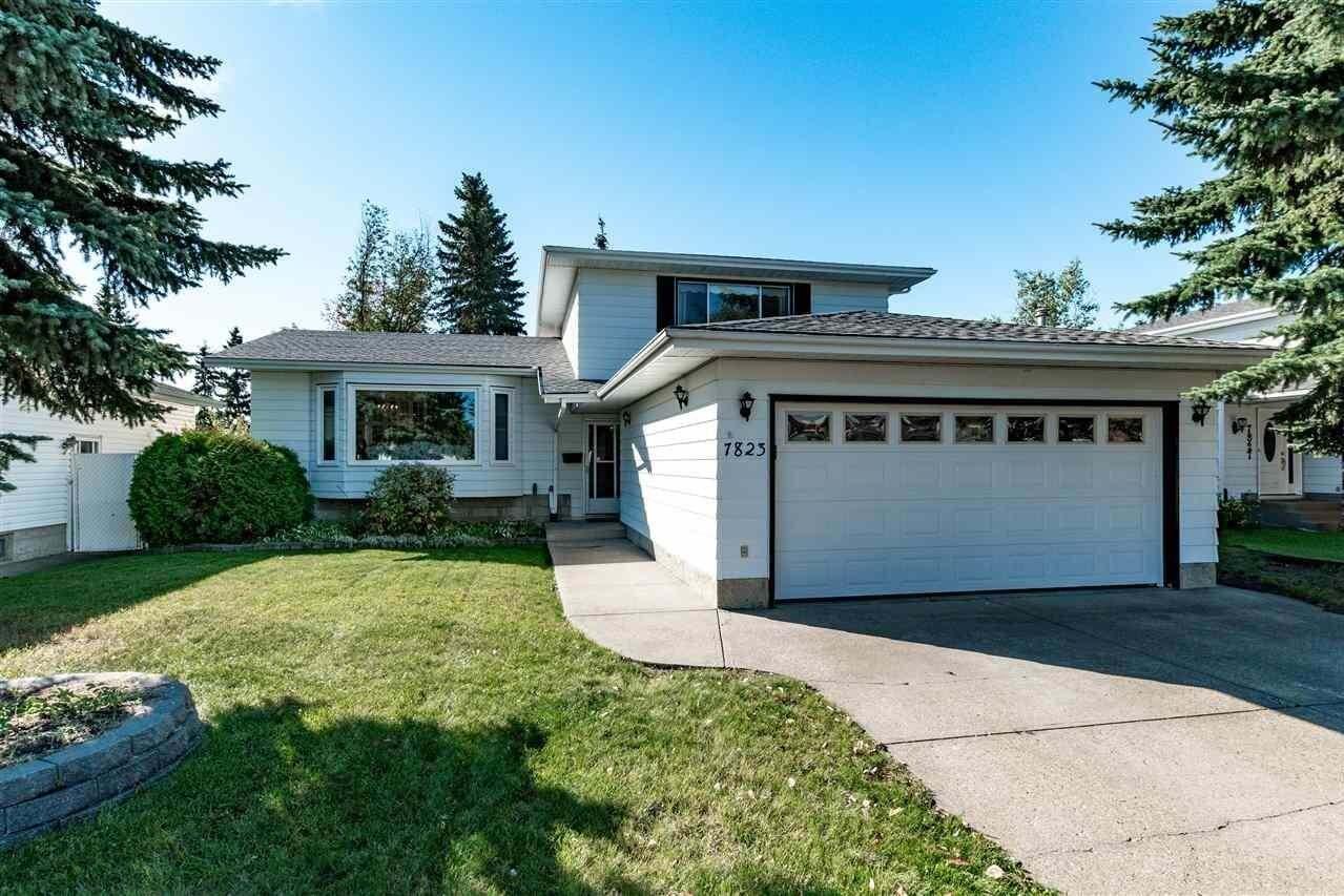 House for sale at 7823 34a Av NW Edmonton Alberta - MLS: E4198482