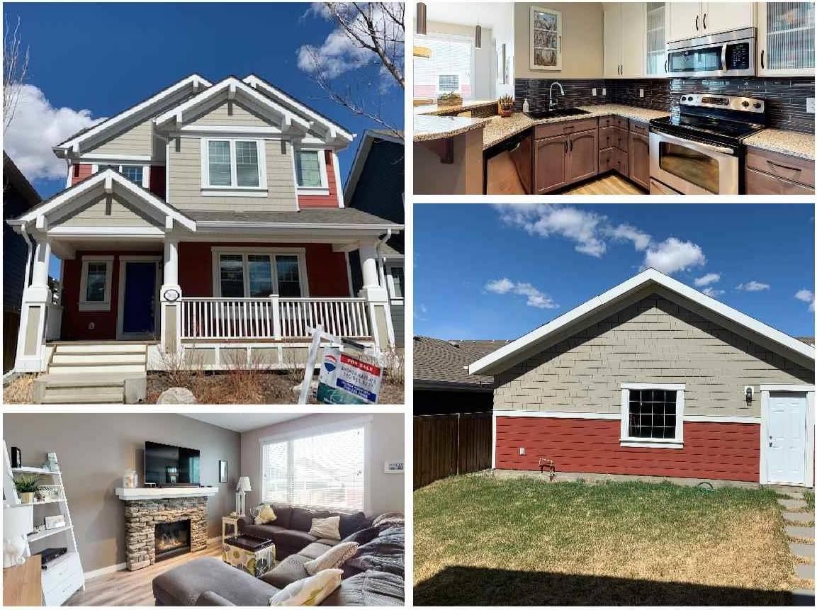 House for sale at 7824 Summerside Grande Blvd Sw Edmonton Alberta - MLS: E4184816