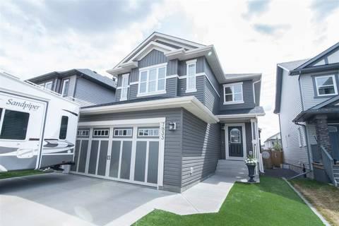 House for sale at 7833 Ellesmere Li Sherwood Park Alberta - MLS: E4156922