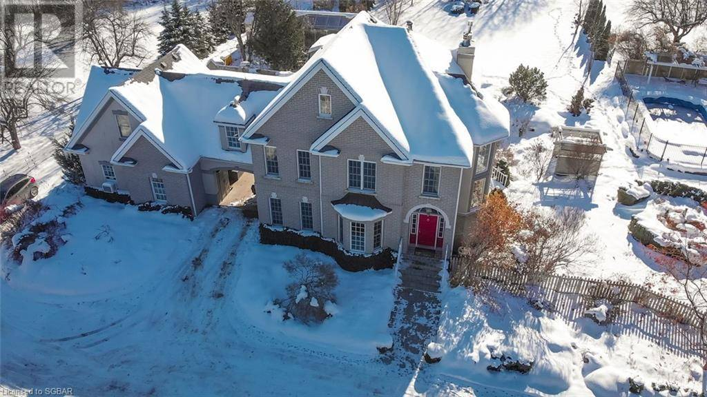 Home for sale at 7833 Poplar Sideroad Collingwood Ontario - MLS: 238110