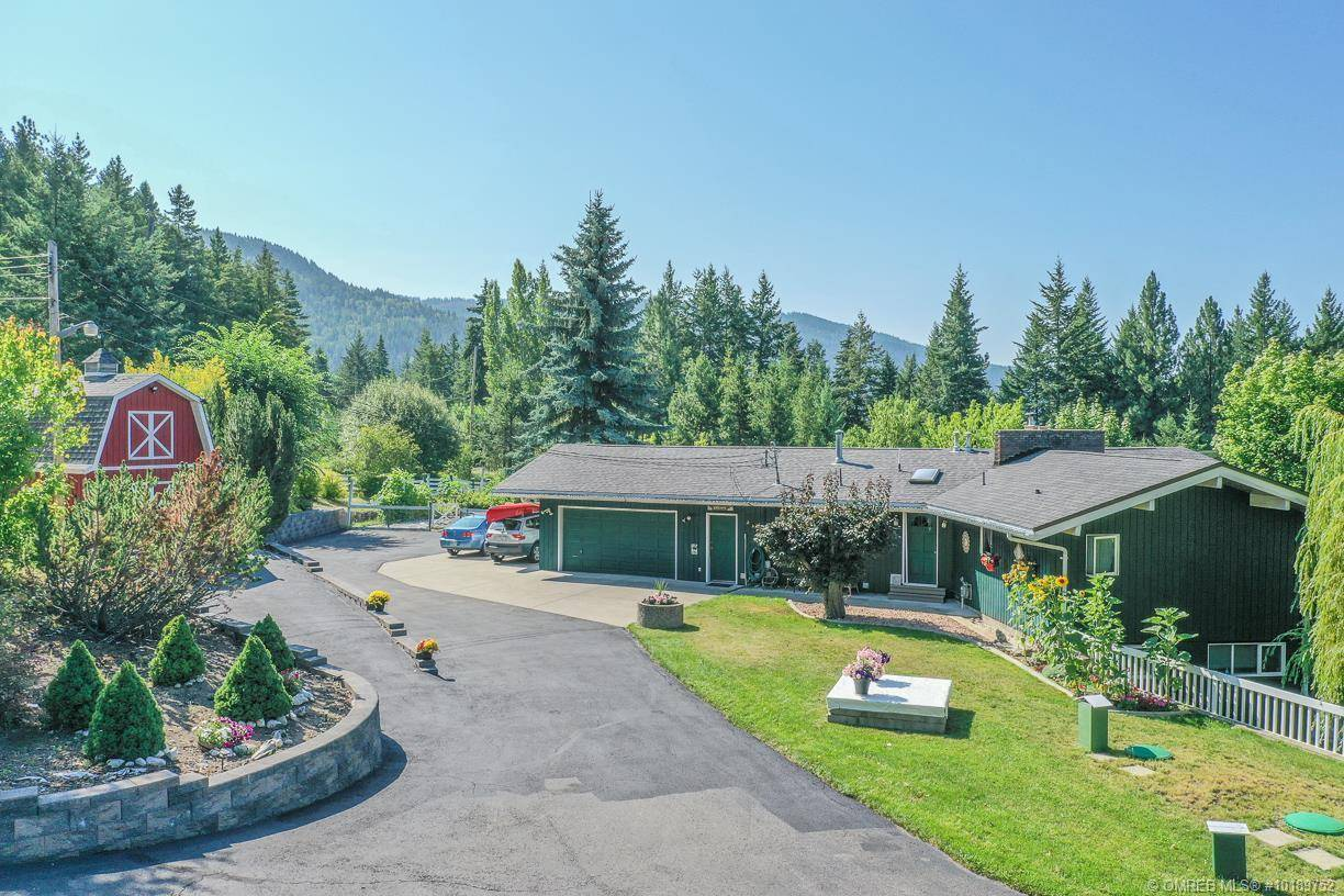 House for sale at 7838 Wallace Rd Vernon British Columbia - MLS: 10189752