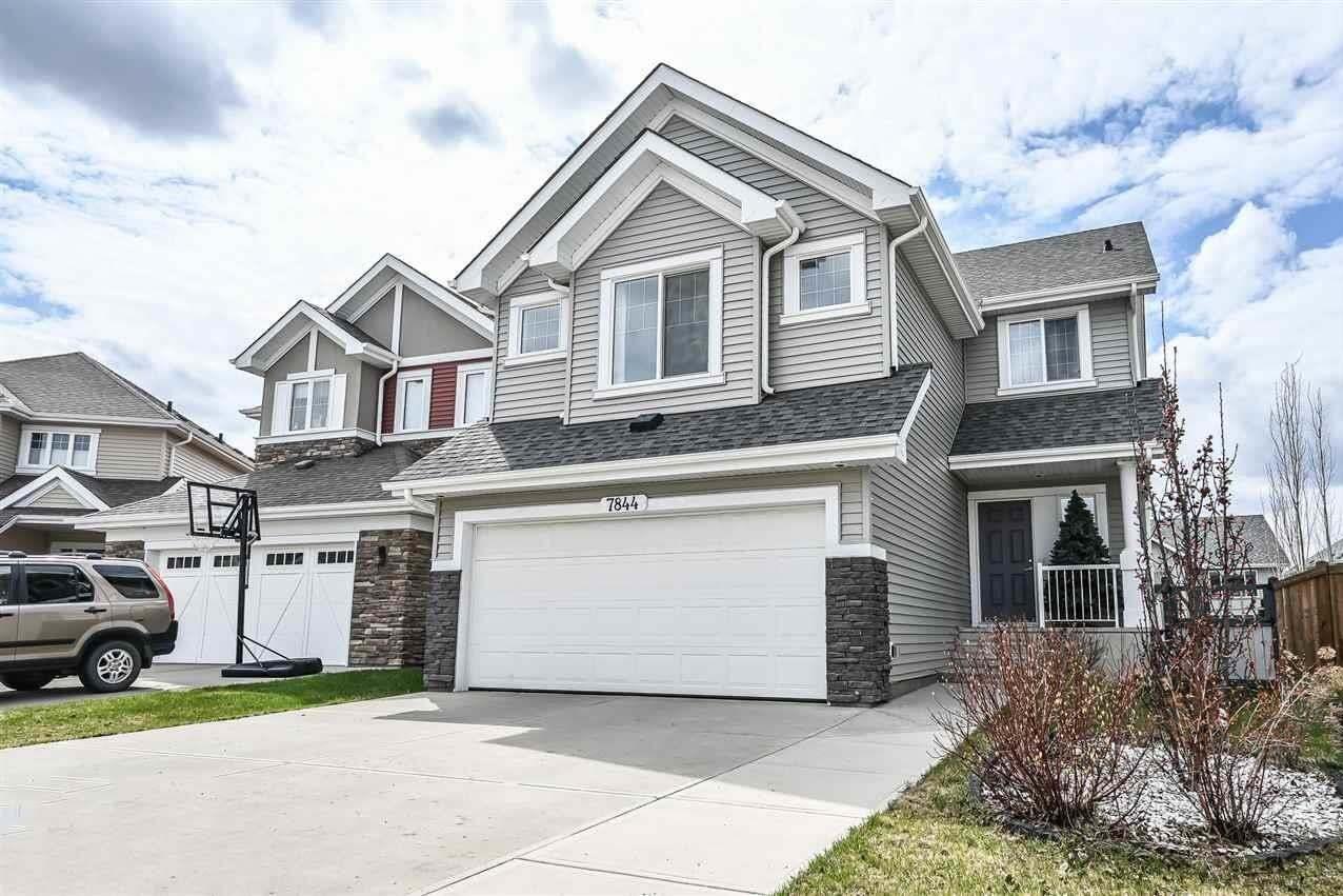 House for sale at 7844 19 Av SW Edmonton Alberta - MLS: E4204523