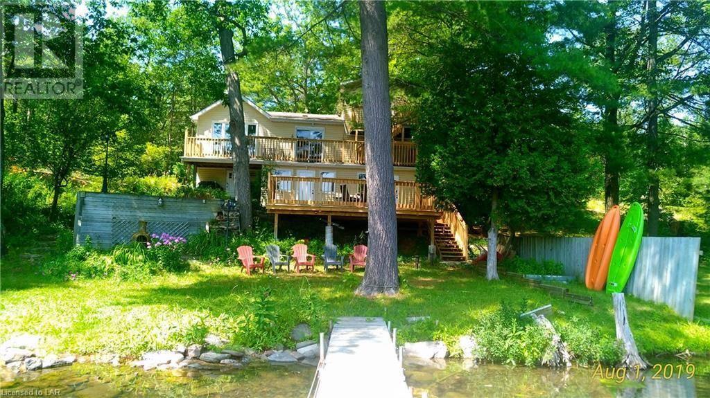 House for sale at 7847 Oakridge Dr Washago Ontario - MLS: 213266