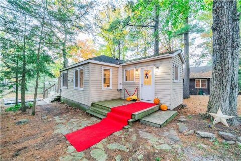 House for sale at 7848 Riverleigh Dr Washago Ontario - MLS: 40033613