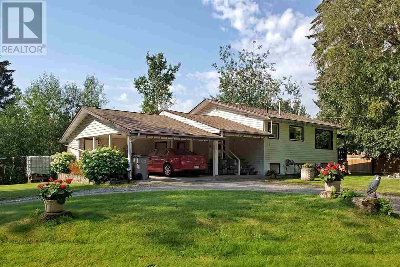 House for sale at 785 Baker Dr Quesnel British Columbia - MLS: R2481972