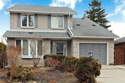 House for sale at 785 Spring Gardens Rd Burlington Ontario - MLS: H4051990
