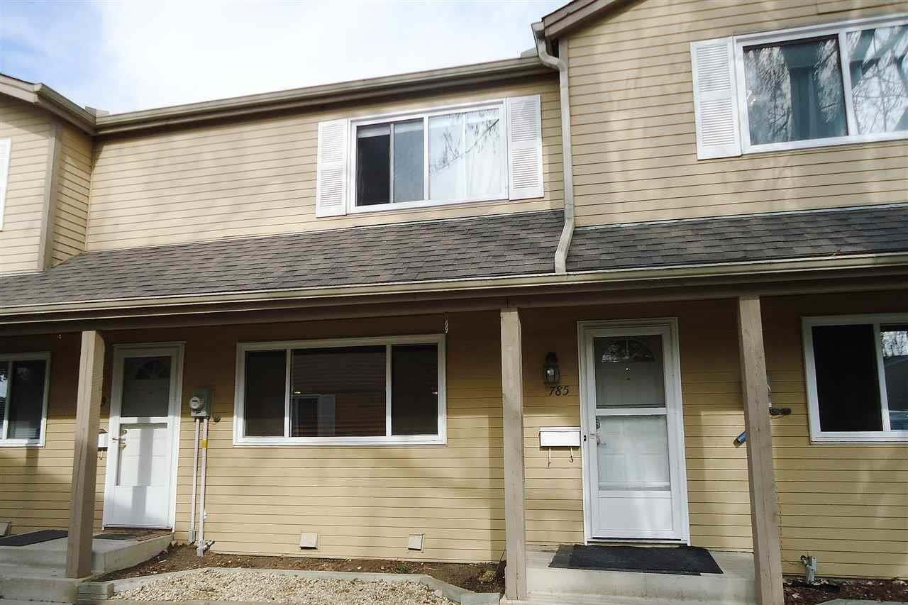 Townhouse for sale at 785 Village Dr Sherwood Park Alberta - MLS: E4190122