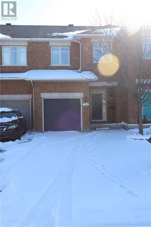 Townhouse for rent at 786 Nakina Wy Ottawa Ontario - MLS: 1175083