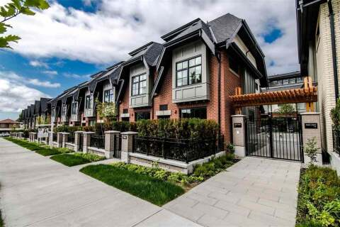 Townhouse for sale at 7861 Oak St Vancouver British Columbia - MLS: R2483697