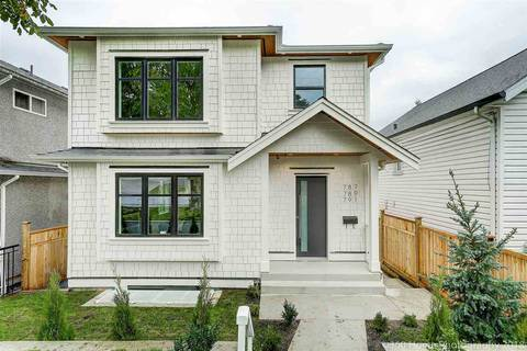 House for sale at 787 Durward Ave Vancouver British Columbia - MLS: R2330346