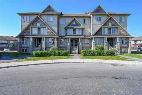 Condo for sale at 787 Lakeridge Dr Ottawa Ontario - MLS: 1193248