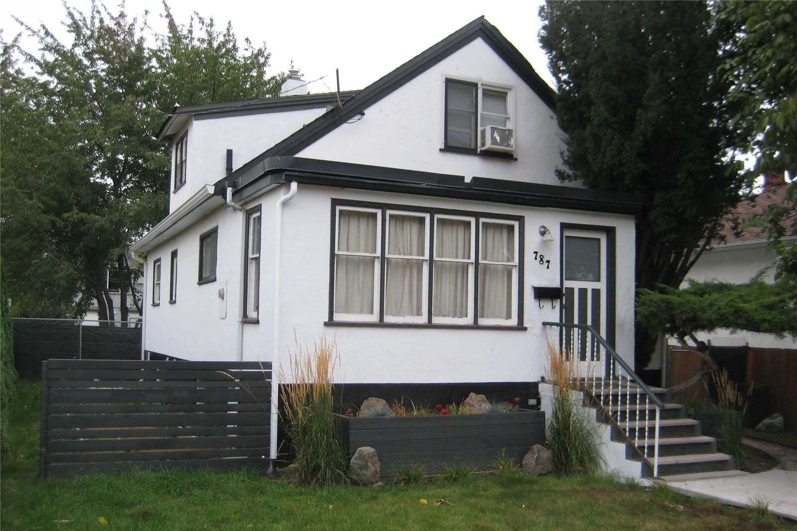 House for sale at 787 Lawson Ave Kelowna, B.c. British Columbia - MLS: 10217600