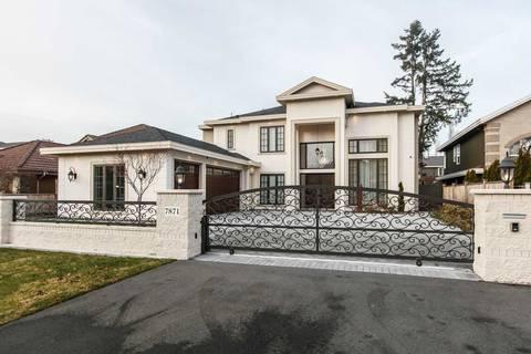 House for sale at 7871 Broadmoor Blvd Richmond British Columbia - MLS: R2329282