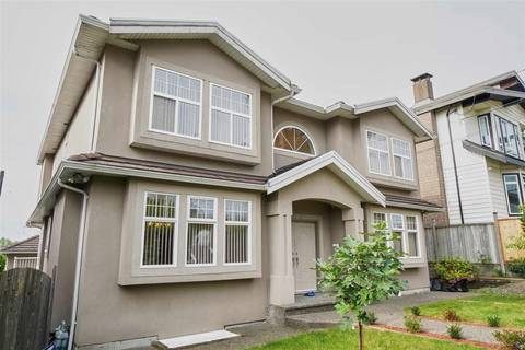 House for sale at 7871 Cumberland St Burnaby British Columbia - MLS: R2413062
