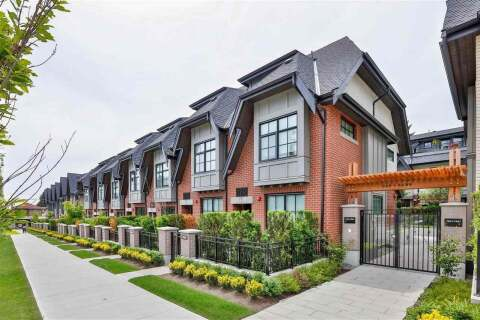 Townhouse for sale at 7871 Oak St Vancouver British Columbia - MLS: R2462680