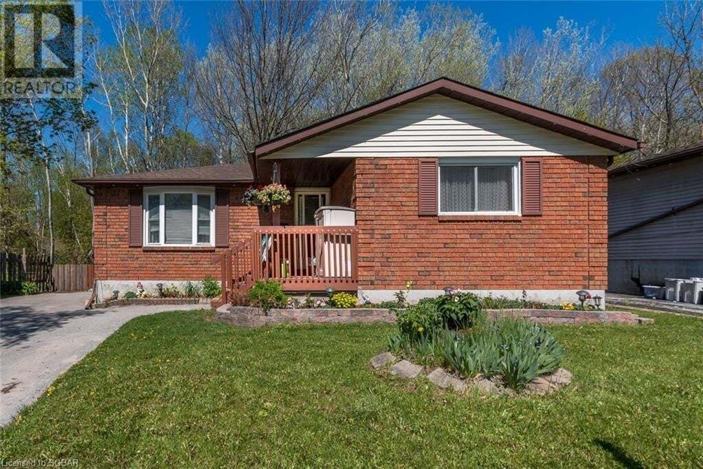 House for sale at 788 Birchwood Dr Midland Ontario - MLS: 261998