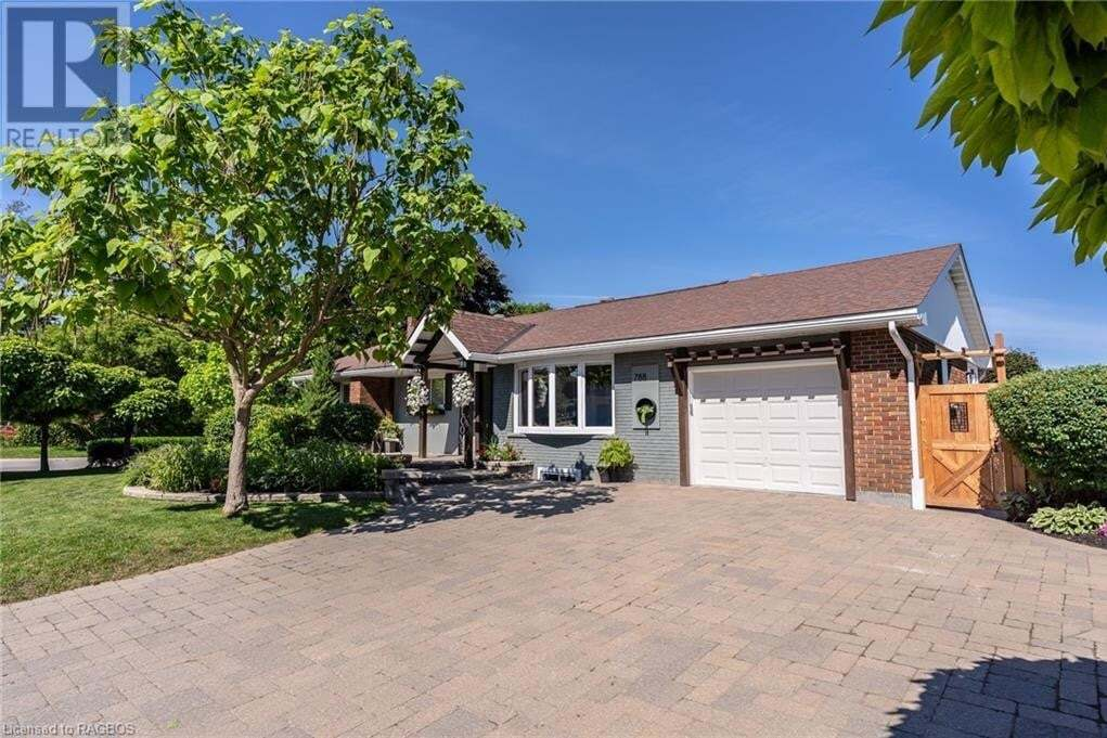 House for sale at 788 Bruce St Port Elgin Ontario - MLS: 268575