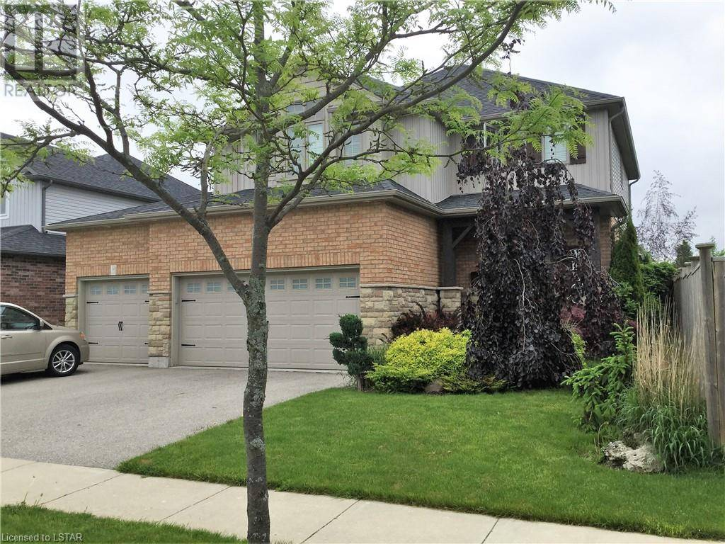 House for sale at 788 Spitfire St St Woodstock Ontario - MLS: 203229