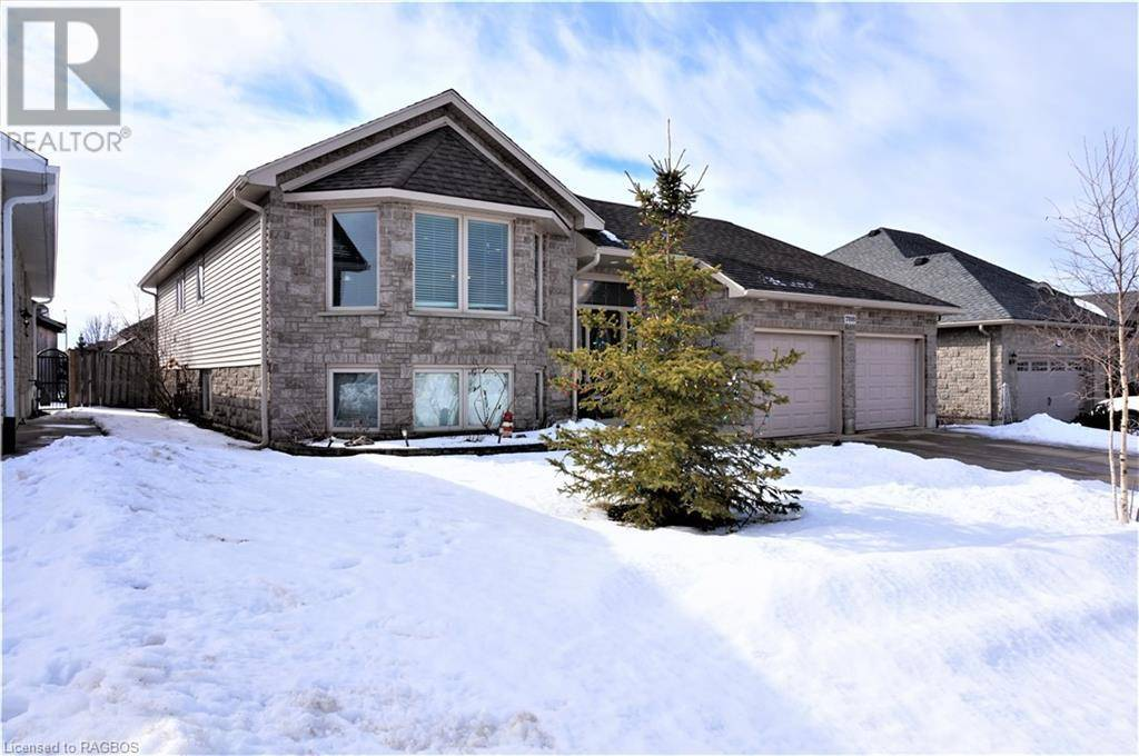 House for sale at 788 Woodland Dr Port Elgin Ontario - MLS: 241335