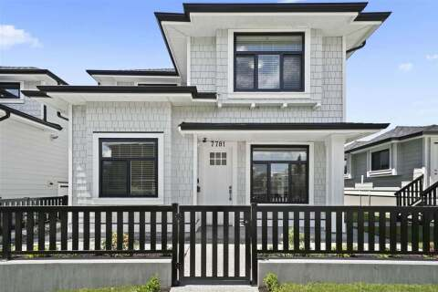 Townhouse for sale at 7881 Curragh Ave Burnaby British Columbia - MLS: R2456914
