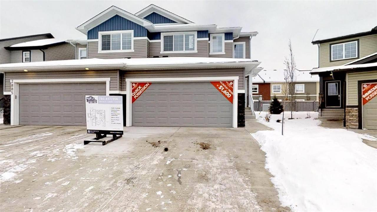 Townhouse for sale at 7887 170a Ave Nw Edmonton Alberta - MLS: E4182759