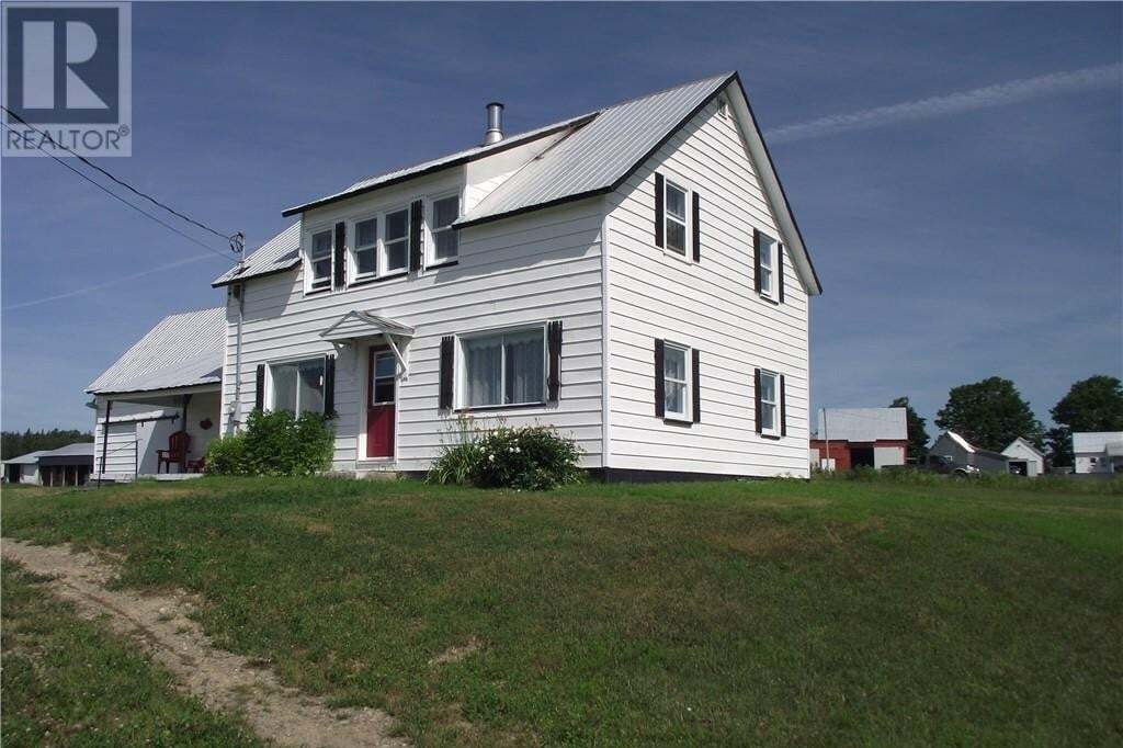Home for sale at 789 550 Rte Hartford New Brunswick - MLS: NB045866