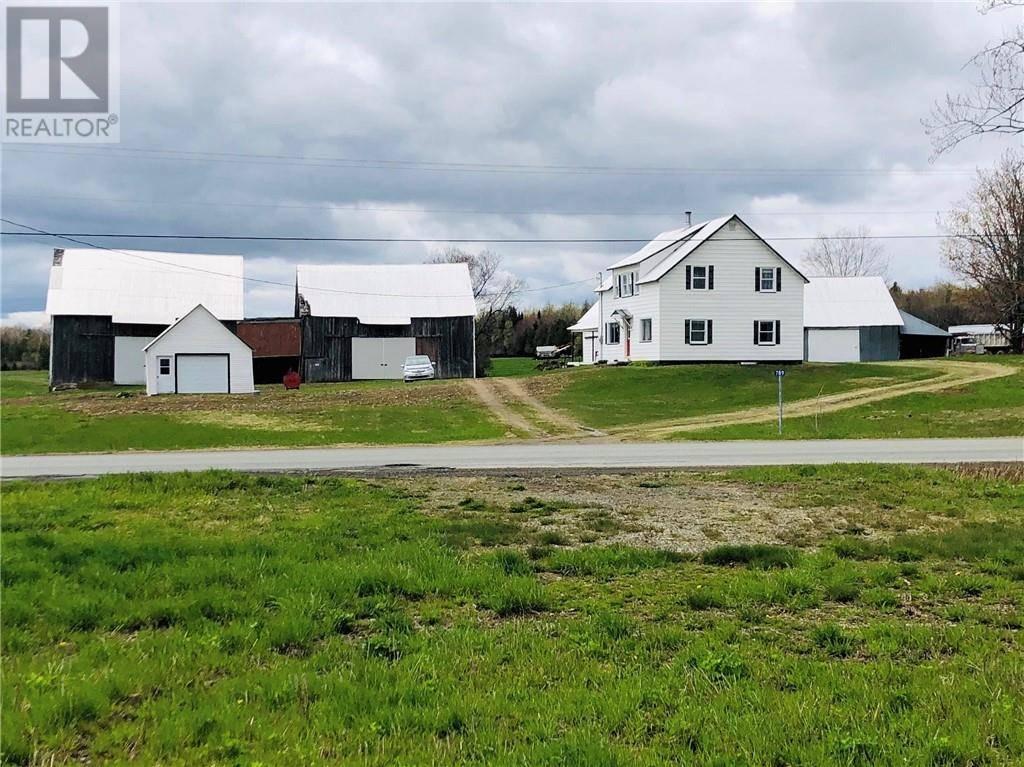 House for sale at 789 550 Rte Hartford New Brunswick - MLS: NB025358