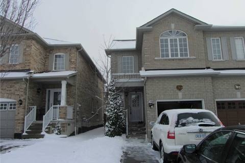 Townhouse for rent at 789 Fable Cres Mississauga Ontario - MLS: W4659025