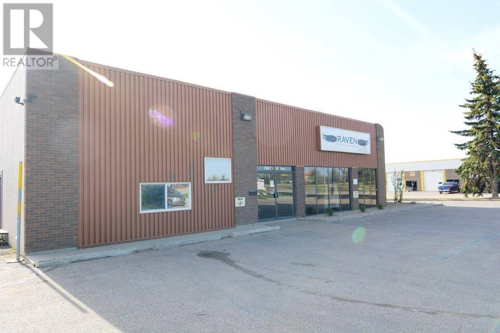 Commercial property for lease at 7891 50 Ave Red Deer Alberta - MLS: ca0186539