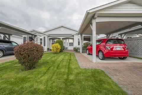 Townhouse for sale at 45918 Knight Rd Unit 78B Sardis British Columbia - MLS: R2360269