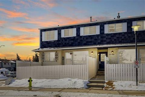 Townhouse for sale at 175 Manora Pl Northeast Unit 79 Calgary Alberta - MLS: C4287078