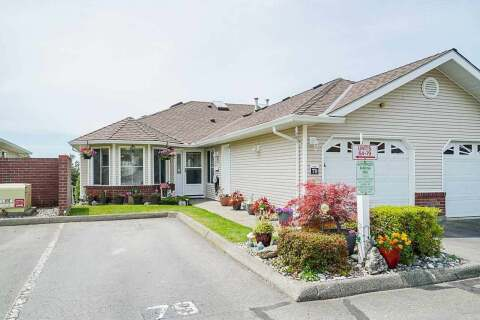 Townhouse for sale at 1973 Winfield Dr Unit 79 Abbotsford British Columbia - MLS: R2470545