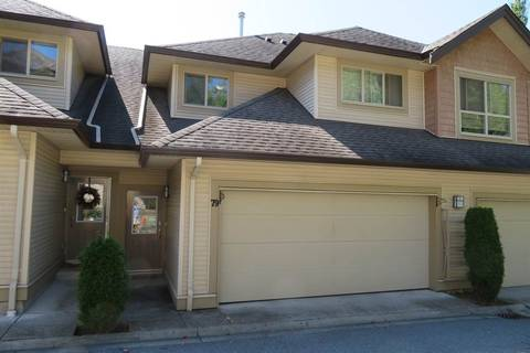 Townhouse for sale at 20350 68 Ave Unit 79 Langley British Columbia - MLS: R2399690