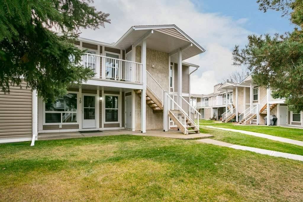 Townhouse for sale at 2204 118 St Nw Unit 79 Edmonton Alberta - MLS: E4177777