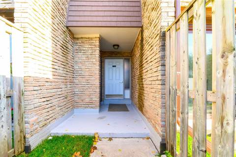 Condo for sale at 2605 Woodchester Dr Unit 79 Mississauga Ontario - MLS: W4627006