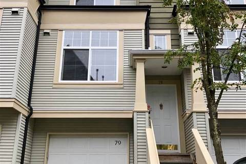 Townhouse for sale at 3711 Robson Ct Unit 79 Richmond British Columbia - MLS: R2439760