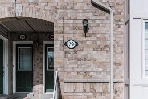 Condo for sale at 42 Pinery Tr Unit 79 Toronto Ontario - MLS: E4593847