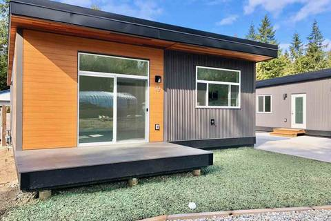 Residential property for sale at 4496 Sunshine Coast Hy Unit 79 Sechelt British Columbia - MLS: R2429916